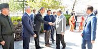 Vali Süleyman Tapsız, Kâzımkarabekir ilçesini ziyaret etti