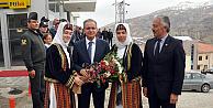 Vali Tapsız, Karaman Taşeli Bölgesini Ziyaret Ediyor