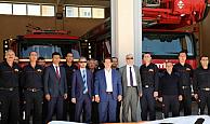 Aksaray'da itfaiyeye 2 milyonluk yatırım yapıldı