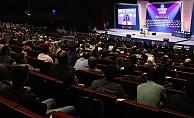 Cumhurbaşkanı Erdoğan, Ensar Vakfının 38. Genel Kurulu'nda konuştu
