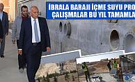 Karaman'da 50 yıllık su sorunu ortadan kalkıyor