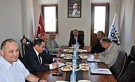Karaman'da (İŞGEM) İcra Kurulu Toplantısı yapıldı