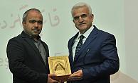 Karaman'da Osmanlıca Konferansı Verildi