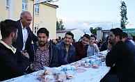 Karaman'lılar ilk iftar sofrasında buluştu