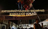 Kayseri'liler Ramazan Sokağı'nı Çok Sevdi