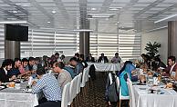KMÜ'de yılsonu değerlendirme toplantısı yapıldı