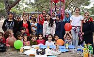 Sarısu'da düzenlenen piknikte buluştular