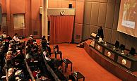 Şehir Akademi Kayseri'de Mekan Semineri Verdi