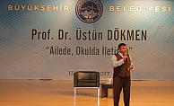Üstün Dökmen'i Kayseri'ye getirdi