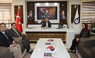 Yunus Emre Enstitüsü'den Karaman'a Ziyaret