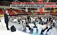 Başkan Tahir Akyürek, esnaflara yönelik iftara katıldı