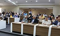 Faruk Akdoğan başkanlığında Meclis Salonunda gerçekleştirildi