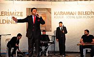 Hasan Dursun Karaman'da konser verecek