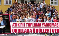 Karaman'da dereceye giren okullara ödül