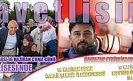 Karaman'da İftar sofrası Fatih Lisesi Bahçesinde