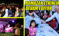 Karaman'da Ramazan ayı etkinlikleri devam ediyor