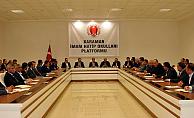 Toplantı geniş bir katılımla yapıldı