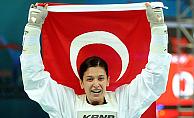 Karaman'da  (BESYO) öğrencisi Nur Tatar, dünya şampiyonu oldu