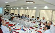 Karaman'da İl İstihdam ve Mesleki Eğitim Kurulu Toplantısı Yapıldı