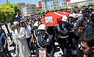 Şehit Polis Memuru Karaman'da Son Yolculuğuna Uğurlandı