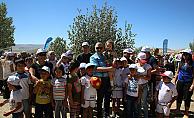 Yaz Spor Okulları Birinci Dönem Kapanış Töreni ile birleştirildi