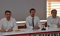 """Karaman Belediyesinin İcraat Anlayışı """"CAK-CEK-CUK"""""""