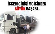 İŞGEM GİRİŞİMCİSİNDEN  BÜYÜK BAŞARI...