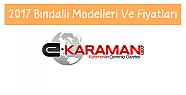 2017 Bindallı Modelleri Ve Fiyatları