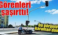 GÖRENLERİ ŞAŞKINA ÇEVİRDİ!