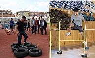 KARAMAN'DA POLİS ADAYLARINA ÜCRETSİZ 'PMYO' KURSU