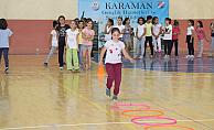 KARAMAN'DA YETENEK TARAMASI İKİNCİ ETAP BAŞLADI