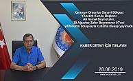 Ali Kemal Boynukalın, Zafer Bayramı kutlama mesajı yayınladı.