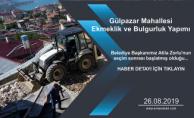 Ermenek Belediyesi Çalışmalarına Devam Ediyor