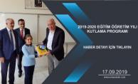 2019-2020 EĞİTİM ÖĞRETİM YILI KUTLAMA PROGRAMI