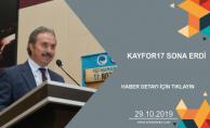 KAYFOR17 SONA ERDİ