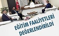 TEBRİK ZİYARETLERİ..