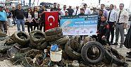 Akdeniz'deki Kirlilik Kıyıları Tehdit Etmeye Devam Ediyor