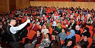 Aksaray Belediyesi Teog Motivasyon Semineri Verdi