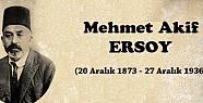 Asım Sultanoğlu, Mehmet Akif Ersoy ölüm yıldönümü mesajı