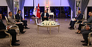 Başbakan Binali Yıldırım, ortak yayında...