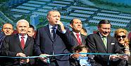 Başbakan Yıldırım, Otonomi Açılış Töreni'nde konuşma yaptı