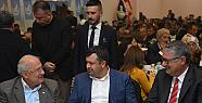 Başkan Burhanettin KOCAMAZ, Ülküde Yükseliş Yemeğine Katıldı