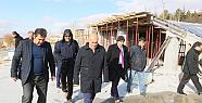 Başkan Çalışkan, Belediye Yatırımlarını Yerinde Takip Ediyor