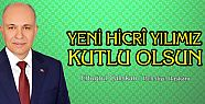 Başkan Ertuğrul Çalışkan, Hicri Yılbaşı...