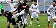 Beşiktaş U19 ile Napoli U19 maçı  0-1