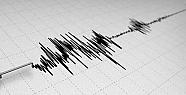 Çanakkale'de gece 01.38 de deprem oldu