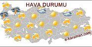 Dikkat! İSTANBUL'A yağmur geliyor. 17...