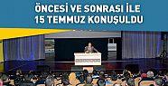 Gazeteci Yazar Cem Küçük, Konya'da Konferans Verdi