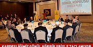 Gönül Köprüleri Konya'da Birleşti