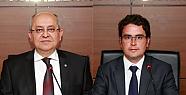Karaman' da KTSO Başkanları Zafer Bayramı...